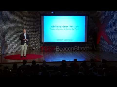 Networking Faster Than Light: Alex Wissner-Gross At TEDxBeaconStreet - Smashpipe Tech