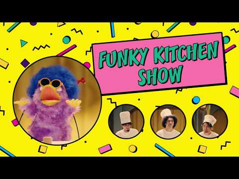 BRADIO-Funky Kitchen(OFFICIAL VARIETY MUSIC VIDEO)