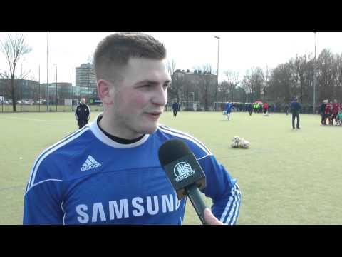 Thorsten Beyer (Trainer Klub Kosova) und Alexander Pohlmann (FC Türkiye) - Die Stimmen zum Spiel (Klub Kosova - FC Türkiye, Landesliga Hansa) | ELBKICK.TV