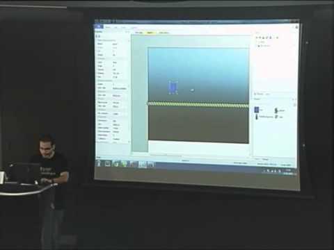 MeetUp VGA II: 2ª y 3ª charlas.
