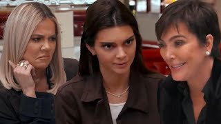 Kris Jenner's Love Life Confessions Leave Khloe and Kendall Grossed Out