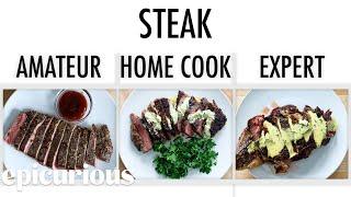 4 Levels of Steak: Amateur to Food Scientist   Epicurious