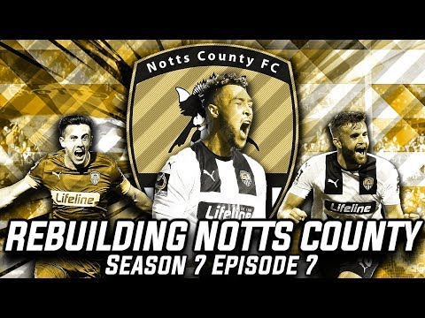 Rebuilding Notts County - S7-E7 Another Broken Leg... | Football Manager 2020