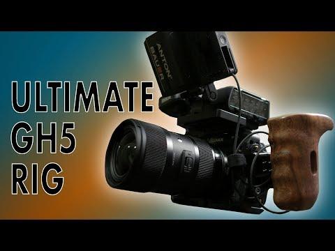 Ultimate Panasonic GH5 Rig