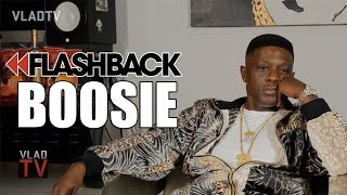 Boosie: My Girl Snitched on Me, Women are Weak in the Streets (Flashback)