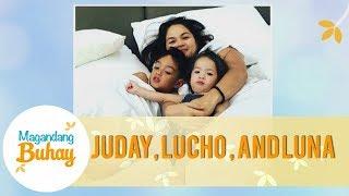 Magandang Buhay: Juday talks about Luna and Lucho