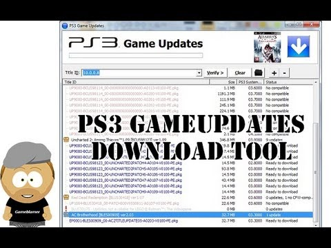 Aldostools ps3 tools download