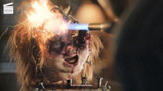 Cult of Chucky: The remains of Chucky HD CLIP
