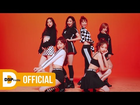 APRIL(에이프릴) - 예쁜 게 죄 (Oh! my mistake) Choreography video