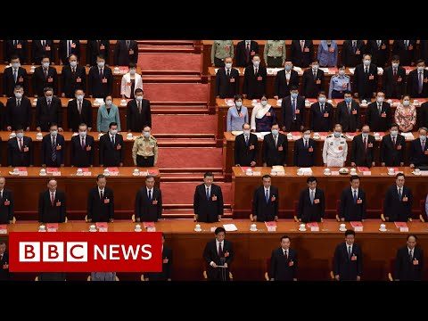 Hong Kong security bill backed by China's parliament - BBC News