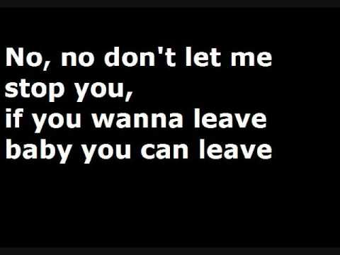 Kelly Clarkson - Don't Let Me Stop You (With Lyrics)