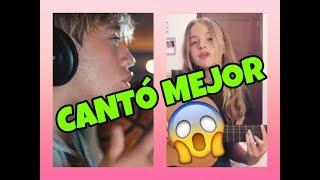 Esta CHICA CANTO el mejor cover de NENA MALDICIÓN🔥|TIENES QUE VERLO!!