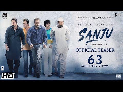 Sanju - Official Teaser- Ranbir Kapoor - Rajkumar Hirani