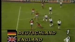 Littbarski vs. England (1987)