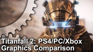 Titanfall 2 - PC vs PS4/Xbox One Grafikai Összehasonlítás