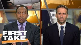 Stephen A. Smith blames LeBron James for Cavaliers' slow start   First Take   ESPN