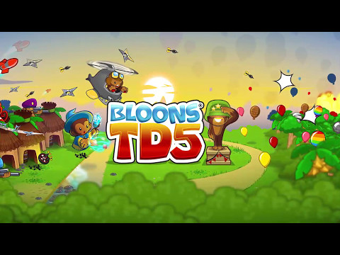 Bloons TD 5 Video Screenshot 1