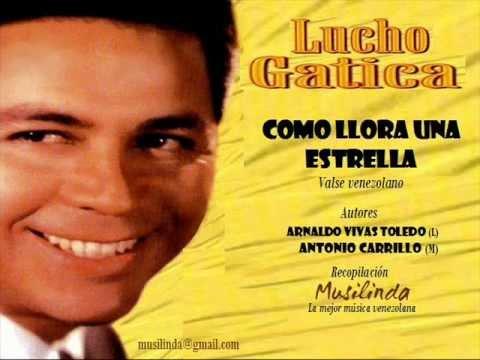 Lucho Gatica - Como llora una estrella