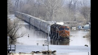 "Breaking: ""Catastrophic Nebraska Floods Kill 2 Floods Entire Towns"""