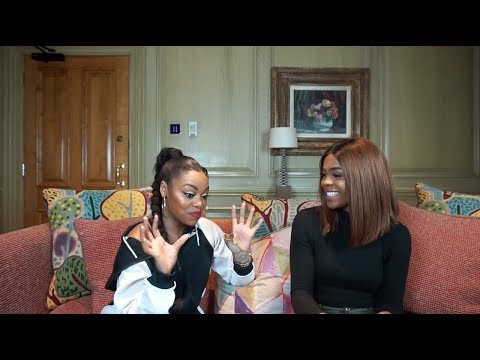 Q&A WITH LADY LESHURR | MAN CRUSH, TRAINERS & FIFA #QS7