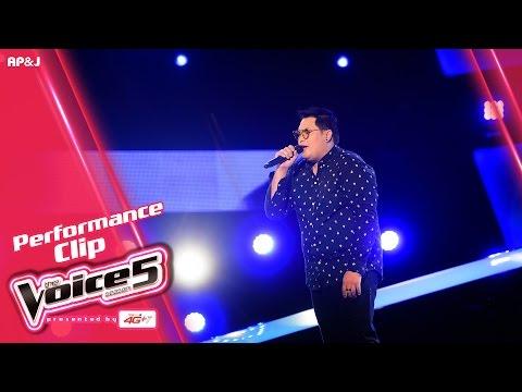 The Voice Thailand - โจ๊ก บุลากร  - นับหนึ่ง - 9 Oct 2016