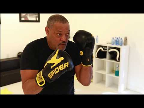 Laurence Fishburne vs Anderson Silva Self Defense Class