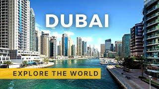 Walking in Dubai, UAE - YouTube
