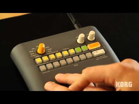 Korg KR Mini Rhythm