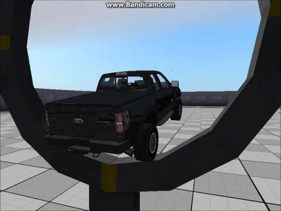 ror 2010 ford svt raptor crash testing hd youtube. Black Bedroom Furniture Sets. Home Design Ideas