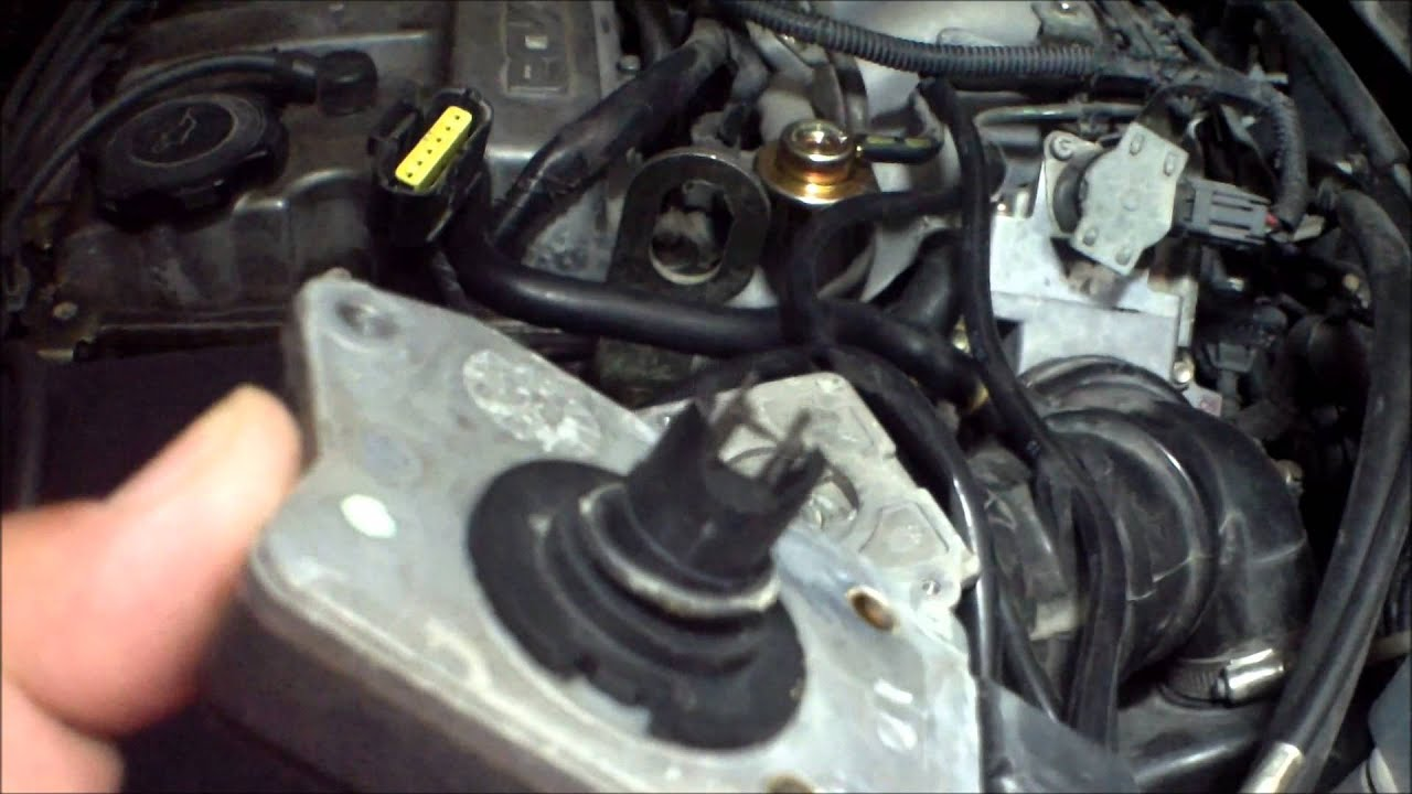 P0171 P0400 P1131 P1130 MAF sensor 1997 Mazda 626 - YouTube