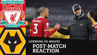 Liverpool puts together productive & efficient performance vs. Wolves | EPL Analysis | CBS Sports HQ