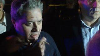 Видео с места взрыва машины Таргамадзе