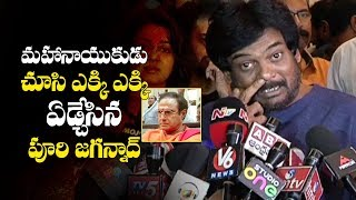 Puri Jagannadh emotional after watching NTR Mahanayakudu..