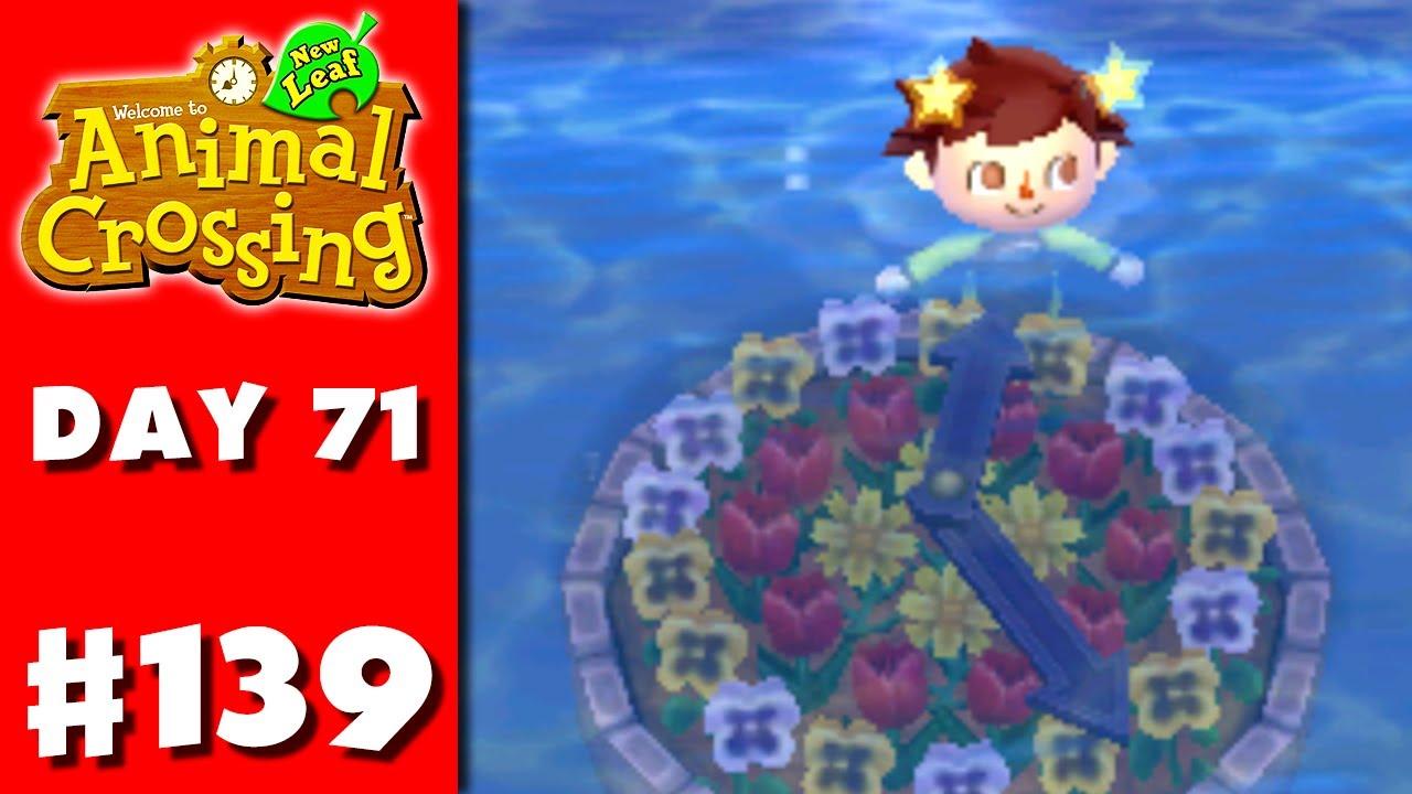 Animal Crossing New Leaf Part 139 Glitch Town