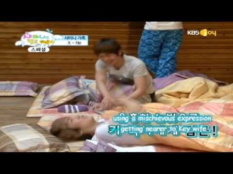 Hello Baby Behind the Scene Onew and Key cut with English Sub.mp4