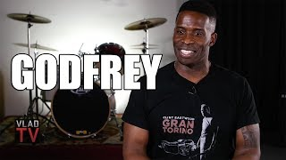 Godfrey Puts Bill Cosby Over Eddie Murphy in Stand-Up Mt. Rushmore  (Part 11)