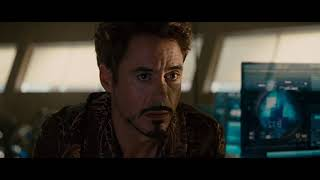 That Tastes Like Coconut and Metal (Scene) - Iron Man 2 (2010) HD