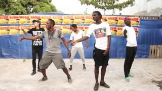 Elite Team x Corn Bread (New Dance 2013) in Kingston Jamaica