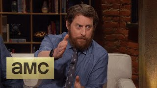 Highlights: Season 5 Preview Special: Talking Dead: Scott Gimple on Cheese