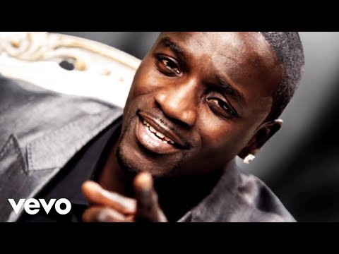 Akon ft. Colby O'Donis, Kardinal Offishall - Beautiful (Official Video)