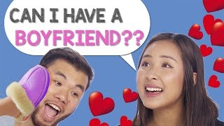 Talking To Asian Parents About Dating