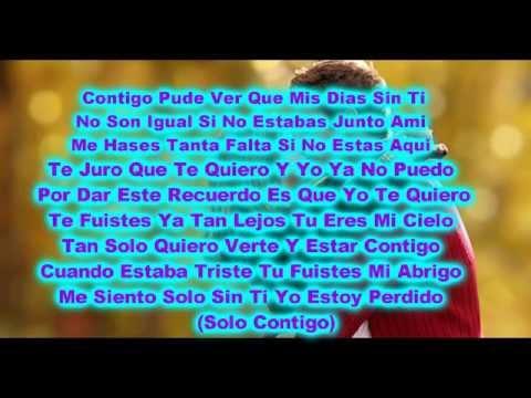 CONTIGO APRENDI ♥ Rap romantico ( 2015  ) Los LP