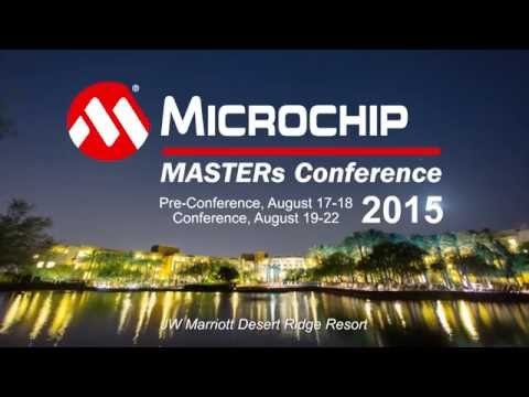 Join us at MASTERs, where you'll find solutions to your embedded control challenges. In addition to the in-depth education you'll receive on Microchip's products, you'll find many opportunities to interface with Microchip Field Applications Engineers and other technical experts. Network with engineers from around the world in a relaxed environment and enjoy various fun activities after classes are over. For more info, visit: http://www.microchip.com/MASTERs-040915a