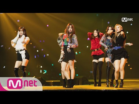 [M COUNTDOWN in TAIPEI] (G)I-DLE - MAZE│ M COUNTDOWN 180712 EP.578