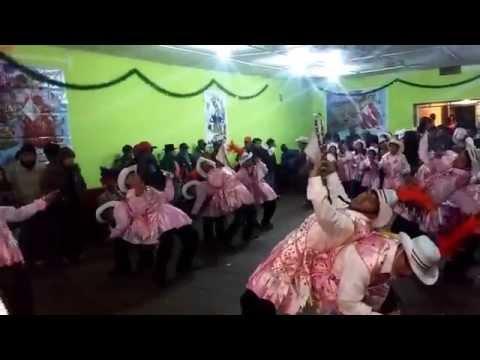 ENCUENTRO  BAJADA DE REYES CASTROVIRREYNA 2015