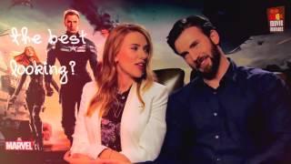Love Somebody - Evansson (Scarlett and Chris)