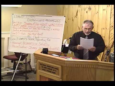 13-0922pm - Study of Genesis 1 - Wade Dale
