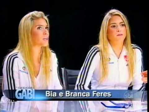 Entrevista com Bia & Branca