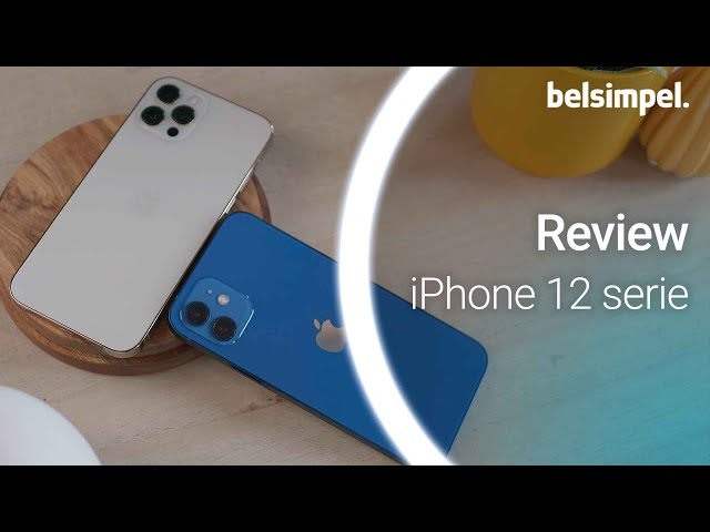 Belsimpel-productvideo voor de Apple iPhone 12 128GB Zwart