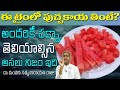 ఈ టైంలో పుచ్చకాయ తింటే ? | Watermelon benefits In Summer | Dr Manthena Satyanarayana Raju Videos
